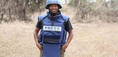 Reuters cameraman 'arrested, held without  charge' in Ethiopia